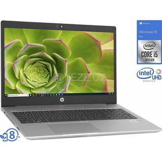 Ноутбуки HP PROBOOK 450 G7/15.6 FHD/ Intel i5-1035G1/ DDR4 8 GB/ HDD 1000GB/ 2GB NVIDIA GeForce MX130/DOS/ RUS Silver (1L3M8EA)