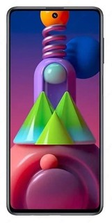 Смартфон Samsung Galaxy M51 black,blue