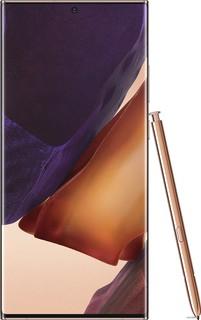 Смартфон Samsung Galaxy Note20 Ultra 5G SM-N9860 12GB/256GB (бронзовый) (62089)