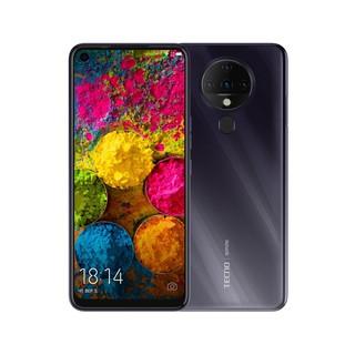 Смартфон TECNO Spark 6 (KE7) 4/64GB Comet Black (4895180762031)