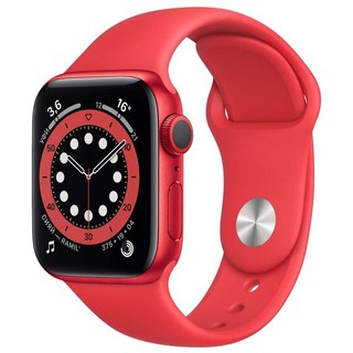 Смарт часы Apple Watch Series 6 GPS 40mm Red, Blue, Black
