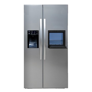 Холодильник AVALON AVL-RF532 SB (INOX)