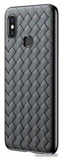 Чехол Baseus WIAPIPHX-BV для Xiaomi Mi8 (черный) (36473)
