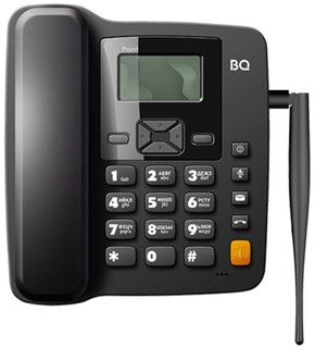Мобильный телефон BQ 2410 Point Black