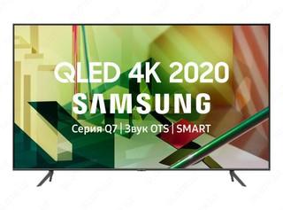 Телевизор Samsung QE55Q70T 55 дюймов Smart TV QLED