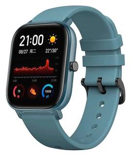 Смарт часы Amazfit GTS Blue