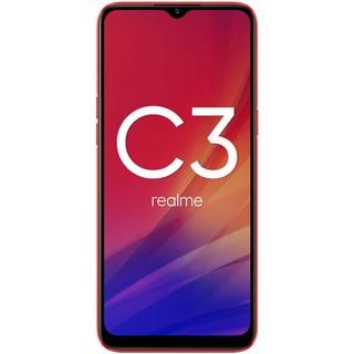 Смартфон Realme С3 (2+32) Красный