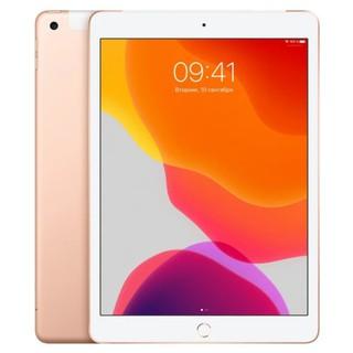 Apple iPad 7 WI-FI+4G 32GB, GOLD, 2019