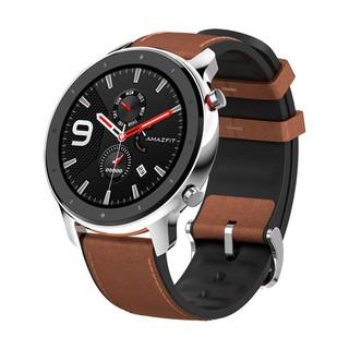 Умные часы Xiaomi Amazfit GTR 47 mm silver