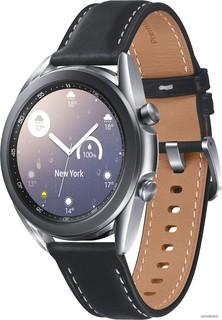 Умные часы Samsung Galaxy Watch3 41мм (серебро) (62505)