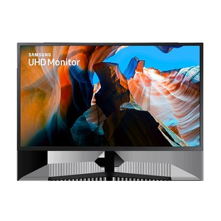 "Samsung - 32"" U32J590UQIXCI LED Monitor HDMI, VA Matrix, 4mc, UHD (3840 x 2160) (4К) Black"