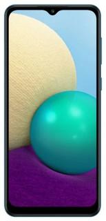 Смартфон Samsung Galaxy A02 2/32Gb (Синий/Blue)