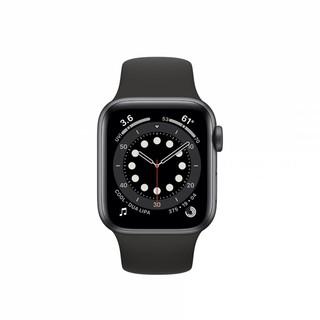 Умные часы Apple Series 6 44mm Чёрный