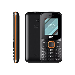 BQ 1848 Step+ (Black+Orange)