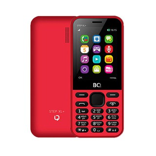 BQ 2831 Step XL+ (Red)