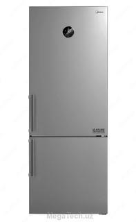 Холодильник Midea HD-572RWEN(Стальной бежевый)