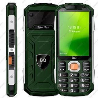 Мобильный телефон BQ 3586 Tank Max Green, Blue, Black, Camouflage