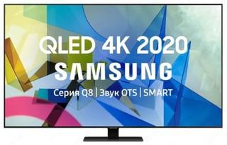 """Телевизор QLED Samsung QE75Q80TAU 75"""" (2020)"""