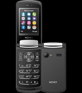 Телефон Novey A80R Gray