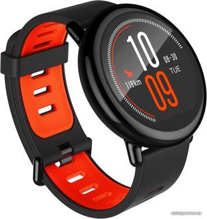 Умные часы Xiaomi Amazfit Pace (черный) (36299)