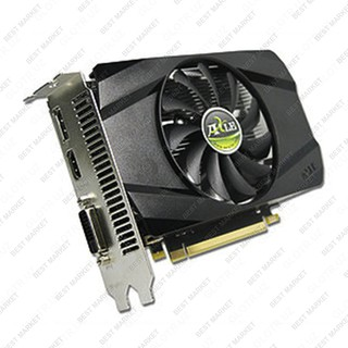 Видеокарта AXLE-4GB GEFORCE GTX1050TI 128Bits GDDR5