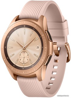 Умные часы Samsung Galaxy Watch 42мм (розовое золото) (62499)
