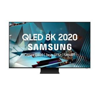 Телевизор QLED Samsung QE82Q800TAU 8K (7680x4320) Smart TV (Вьетнам)