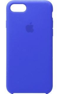 Чехол Soft Touch в Коробке Для iPhone 7 Blue