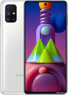 Смартфон Samsung Galaxy M51 6/128GB