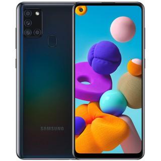 Смартфон Samsung Galaxy A21s 3/32Gb Black