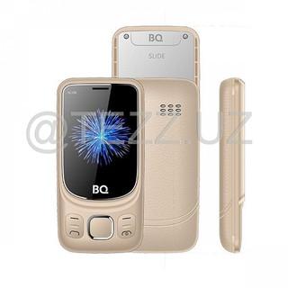 Телефоны BQ 2435 Slide Gold