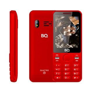 BQ 2812 Quattro Power, Red