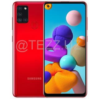 Смартфоны Samsung A21S (A217) 32GB Red