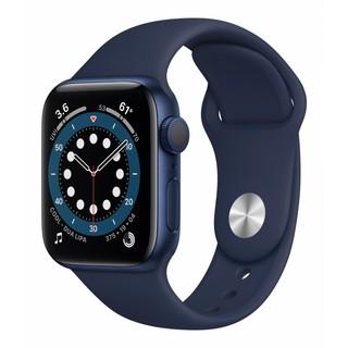 Умные часы Apple Series 6 44mm Синий