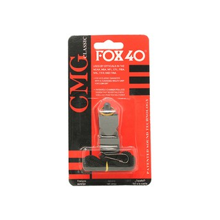 Whistle Fox40