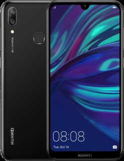 Смартфон HUAWEI Y7 (2019) Midnight Black