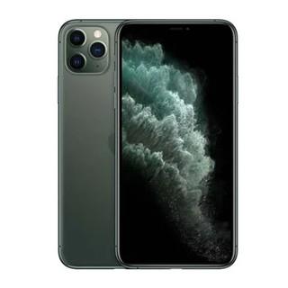 Apple iPhone 11 Pro Max 512GB, Matte Midnight Green