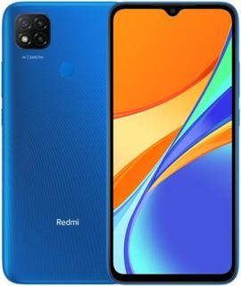 Смартфон Xiaomi Redmi 9C 3/64GB Blue