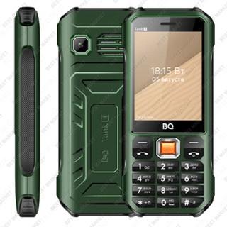 Мобильный телефон BQ 2824 Tank T Dark Green, Black, Camouflage
