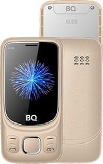 BQ-Mobile BQ-2435 Slide (золотистый)