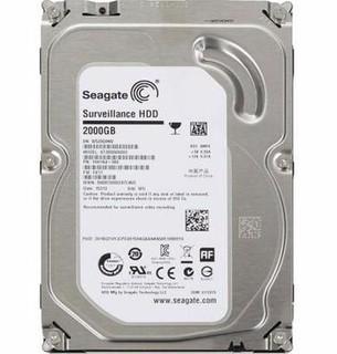 Жесткий диск HDD Seagate 2000GB