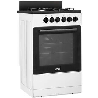 Комбинированная кухонная плита Artel Milagro 50 00-K КП с ГК Белый