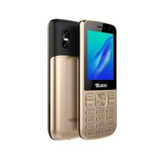 Телефон OLMIO M22 Gold