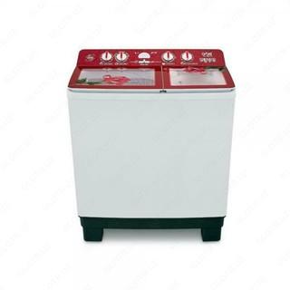 Стиральная машина полуавтомат SHIVAKI TG100FP (10 кг) белый/красный