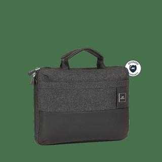 "RIVACASE 8823 black mélange MacBook Pro and Ultrabook hard-shell case 13.3"" / 6"