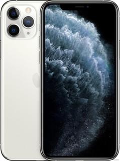 Смартфон Apple iPhone 11 Pro Max 64GB (серебристый) (57822)