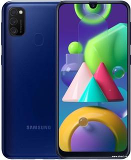 Смартфон Samsung Galaxy M21 SM-M215F/DS 4GB/64GB (синий) (62118)