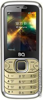 Мобильный телефон BQ-Mobile Boom L (золотистый) [BQ-2427] (59518)