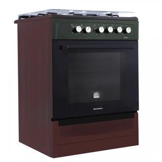 Комбинированная плита Shivaki 6300 КП Brown