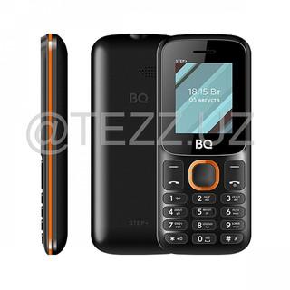 Телефоны BQ 1848 Step+ Black+Orange